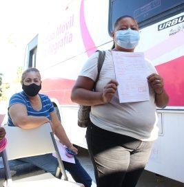 Ofrecerá Gobierno Estatal mastografías gratuitas a San Luqueñas