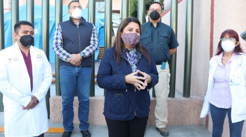 De aumentar los casos de COVID-19, regresaríamos al semáforo rojo en Los Cabos: alcaldesa Armida Castro Guzmán