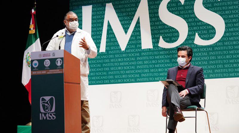 Amplía IMSS capacidad hospitalaria en Nuevo León y Coahuila para brindar atención a pacientes con COVID-19