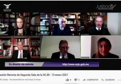 Estocada final a diputad@s de MORENA y PT al perder los juicios ante la SCJNpor unanimidad