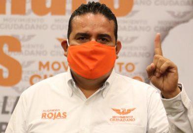 Confirman que es Alejandro Rojas el Candidato de Movimiento Ciudadano a la alcaldía de Los Cabos