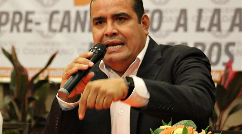 Alejandro Rojas recibió amenazas para que deje contienda: Miedo No Hay