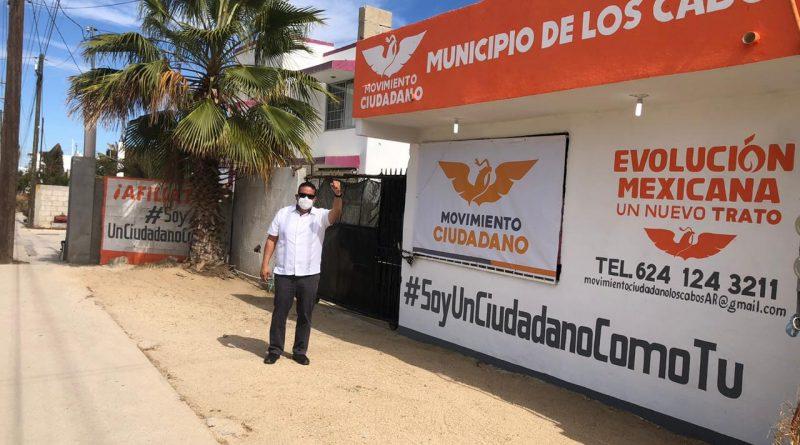 Alejandro Rojas se perfila comoCandidato de unidad por Movimiento Ciudadano en Los Cabos