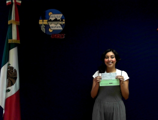 Estudiantes de la UABCS reciben becas por parte de Mitsubishi Corporation