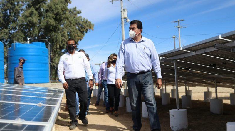 Cumple administración de Rubén Muñoz con planta desaladora en El Cardonal
