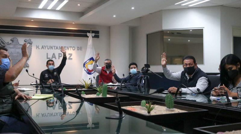 Aprueba el Consejo Municipal de Protección Civil, nuevas disposiciones para La Paz en torno al Covid-19