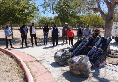 Llegan apoyos de asistencia social a zonas rurales de La Paz