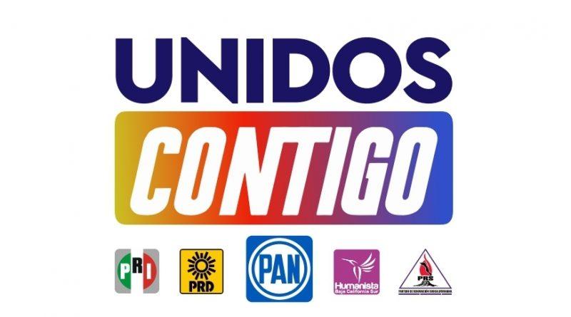 Logo registrado ante el IEEEBCS por parte de la alianza.