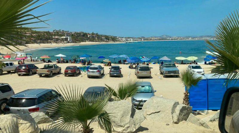 Sin incidentes esta Semana Santa 2021 en Cabo San Lucas