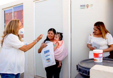 Desde el congreso estatal apoyaremos las estrategias para fortalecer la seguridad pública en La Paz : Guluarte Castro