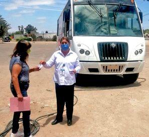 Continúa mastógrafo móvil ofreciendo servicio en Comondú