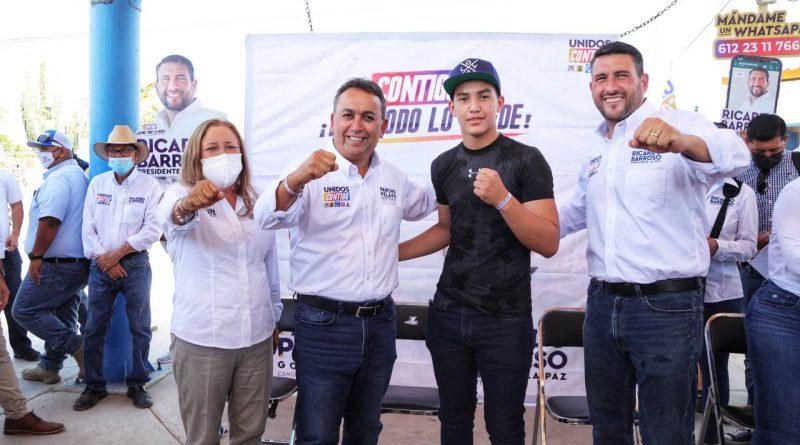 Apoyo total al Deporte y al Deporte Adaptado: Pancho Pelayo