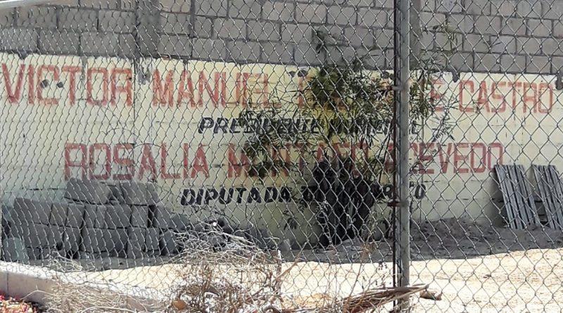 Foto tomada el 9 de mayo en La Paz.