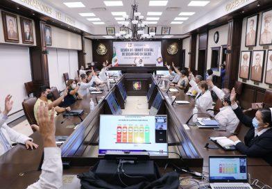 Retornaran Los Cabos y La Paz al nivel 4 de sistema estatal de alertas sanitarias