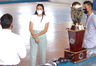 Será el deporte uno de los ejes rectores del gobierno de La Paz: Milena Quiroga
