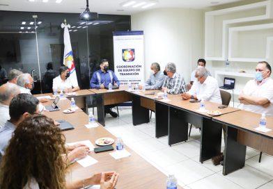 Gobierno Estatal, garantiza transición respetuosa y con total transparencia: Álvaro de la Peña