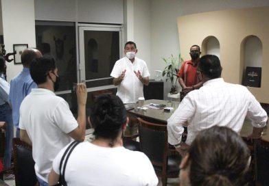 Compromete Ayuntamiento de La Paz cubrir pagos antes del viernes